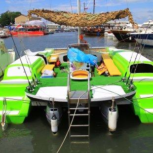 аренда судна от 2500 руб. за час