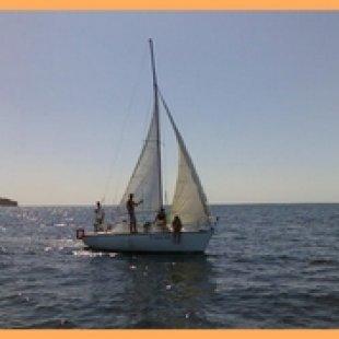 яхта для морской прогулки в Анапе