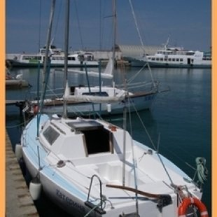 яхта Катерина в Анапе